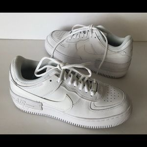 Nike Air Force 1 Sage Low Top White 9 Sneakers